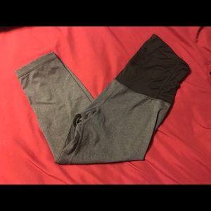 Pants - High waist maternity yoga pants